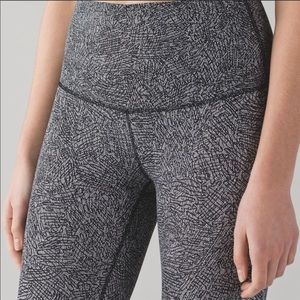 Lululemon Wunder Under Crop Luxtreme